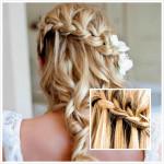 kako napraviti frizuru za svadbu / venčanje