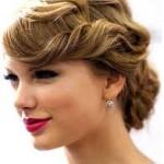 frizure pundje 2014   frizure pundje poznatih slike svecane sa pletenicama kako napraviti pravljenje 2014 11 150x150