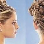 frizure pundje 2014   frizure pundje poznatih slike svecane sa pletenicama kako napraviti pravljenje 2014 23 150x150