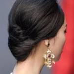 frizure pundje 2014   frizure pundje poznatih slike svecane sa pletenicama kako napraviti pravljenje 2014 3 150x150
