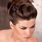 frizure pundje 2014   frizure pundje poznatih slike svecane sa pletenicama kako napraviti pravljenje 2014 32 150x150