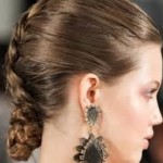 frizure pundje 2014   frizure pundje poznatih slike svecane sa pletenicama kako napraviti pravljenje 2014 35 150x150