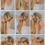 frizure pundje 2014   frizure pundje poznatih slike svecane sa pletenicama kako napraviti pravljenje 2014 36 150x150