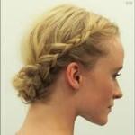 frizure pundje 2014   frizure pundje poznatih slike svecane sa pletenicama kako napraviti pravljenje 2014 38 150x150
