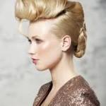 frizure pundje 2014   frizure pundje poznatih slike svecane sa pletenicama kako napraviti pravljenje 2014 45 150x150