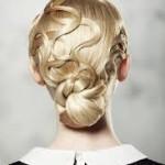 frizure pundje 2014   frizure pundje poznatih slike svecane sa pletenicama kako napraviti pravljenje 2014 77 150x150