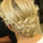 frizure pundje 2014   frizure pundje poznatih slike svecane sa pletenicama kako napraviti pravljenje 2014 9 150x150