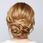frizure pundje 2014   frizure pundje poznatih slike svecane sa pletenicama kako napraviti pravljenje 2014 90 150x150