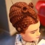 frizure pundje 2014   frizure pundje poznatih slike svecane sa pletenicama kako napraviti pravljenje 2014 94 150x150