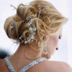 Najlepše frizure za venčanje 2014 – dugačka kosa