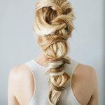 Pletenice za dugu kosu – višestruko uvrtanje